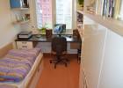 dětský pokoj v panelovém domě