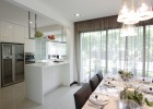 Kuchyně bílá lak RAL 9003