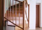 Obklad schodiště dubový masiv