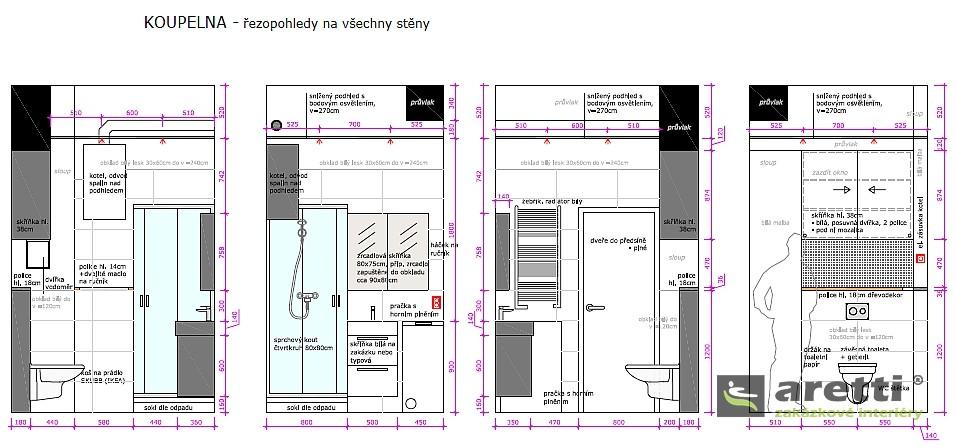 Reference Jednoduche Moderni Bydleni Na 25 M Ctverecnych Aretti
