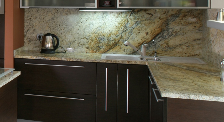 Kuchyňské zástěny laminátové